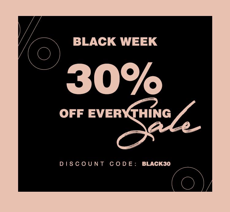 Wifey Supply Black Week