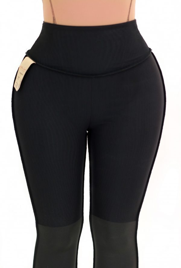 IO Shape Reloaded Leggings Onyx 5