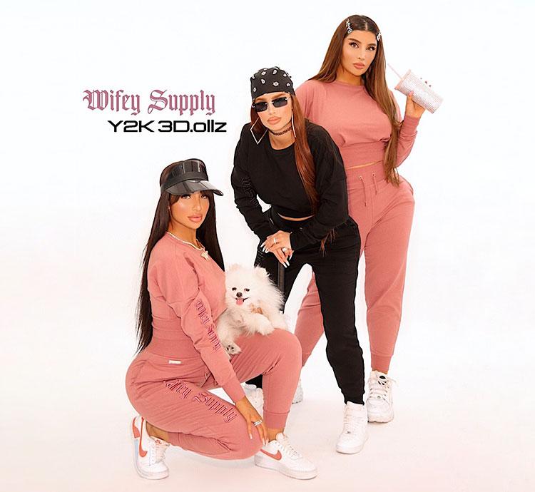 Y2K Wifey Supply 2020 Campaign Goodlifepani