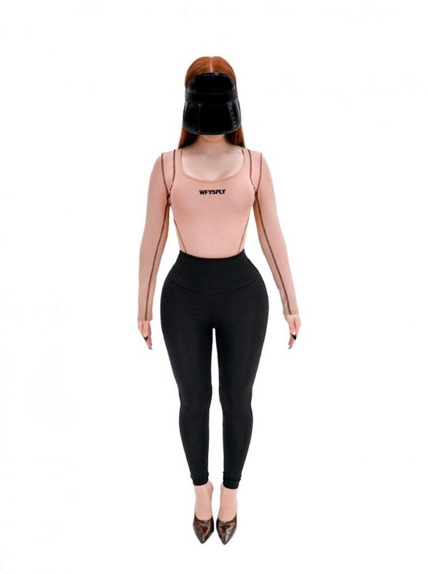 IO Shape Reloaded Leggings Onyx 1