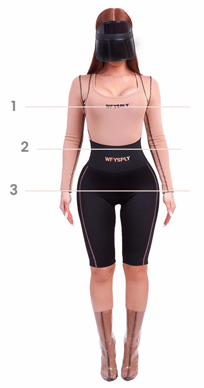 Size Guide - WifeySupply